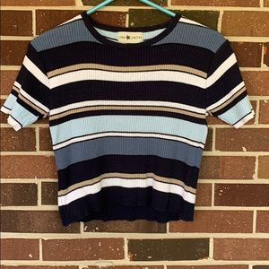 Vintage The Limited Striped Tee